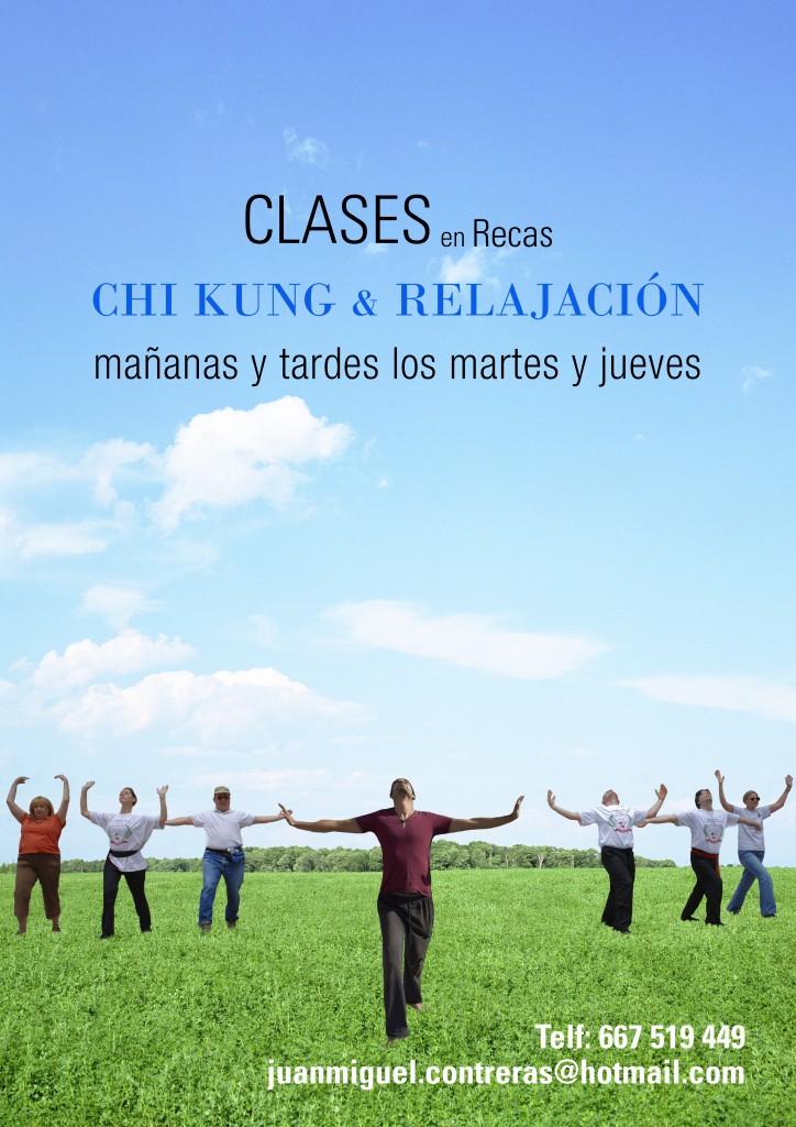 Cartel Chi kung y relajación_Recas (1)