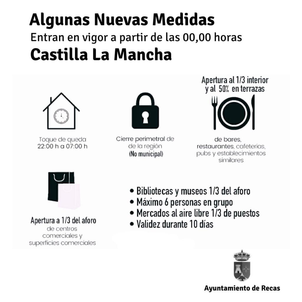 Nivel 3 en Castilla La Mancha